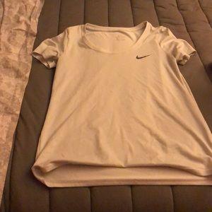 Short Sleeve Nike Dri-Fit Shirt